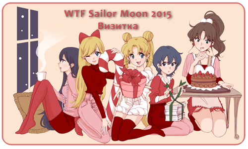 WTF Sailor Moon